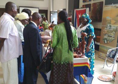 SA President visiting Chad